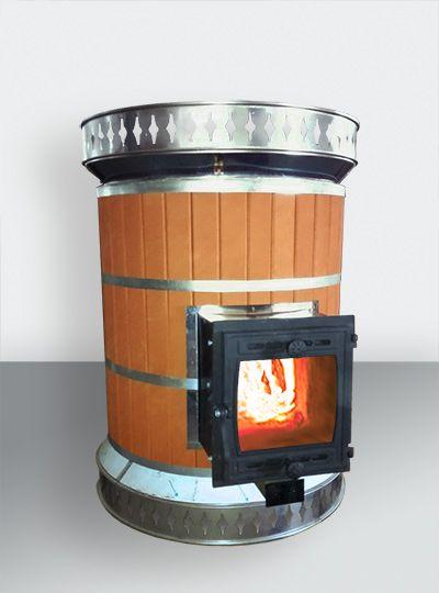 Кирпичная банная печь купить в Калуге, Калужской области, Обнинске, Туле